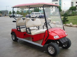 Golf Cart 4 Seaters